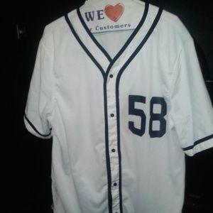 H&M Divided baseball jersey